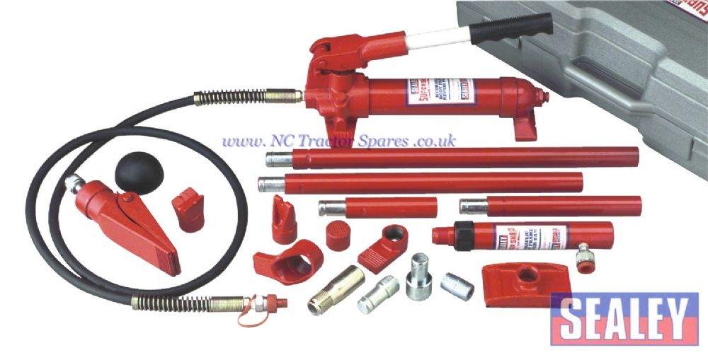 Hydraulic Body Repair Kit 4tonne SuperSnap Type